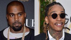Kanye West Confirms Wiz Khalifa Wears Cool Pants, We