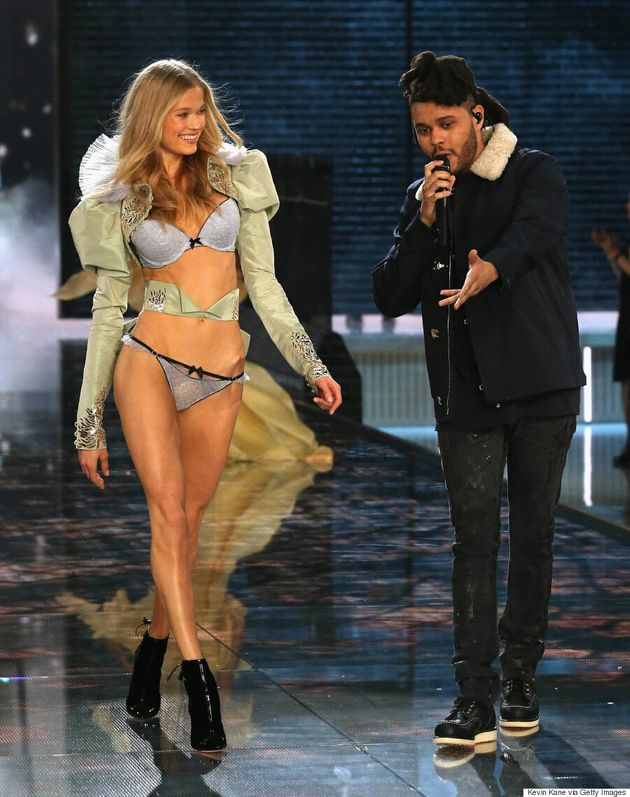 10 Things That Happened At The 2015 Victoria's Secret Fashion Show Taping And