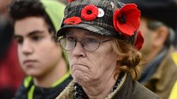 Veterans, Current Soldiers Join Hundreds At Nov. 11
