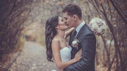 LOOK: Beautiful Fall Wedding