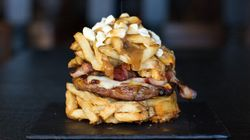 A Poutine Burger And 34 Other Wild Dishes From La Poutine