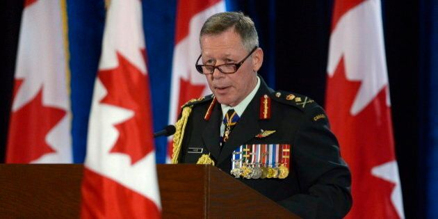 Jonathan Vance: Suicide A Concern In Canadian