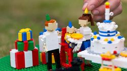 Happy Birthday Prince George! Even As Lego, You're A