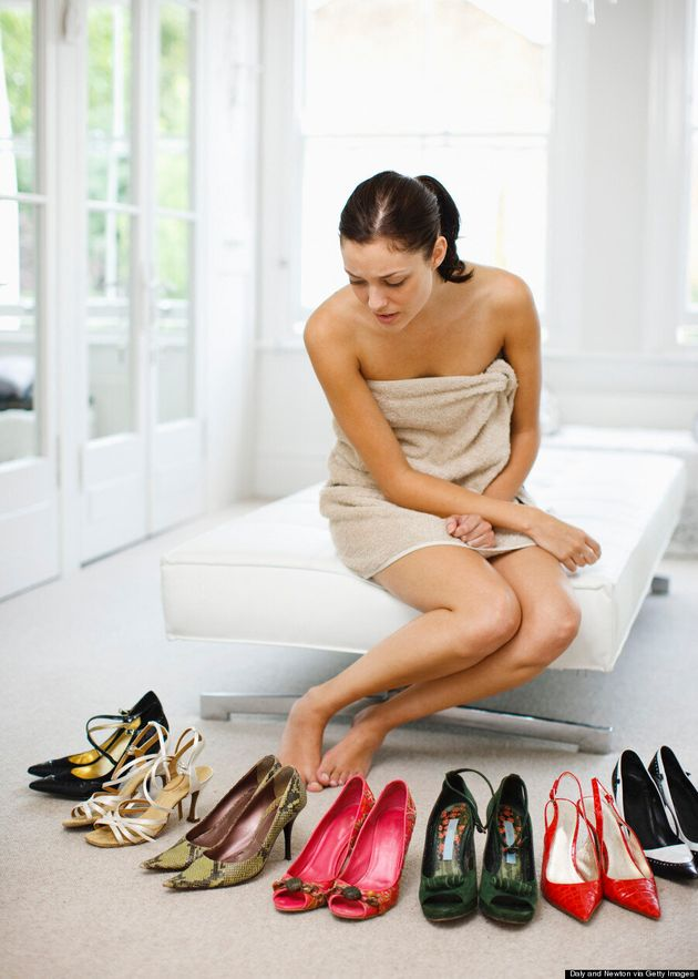 What Living With A Partner Does To Your Style (PHOTOS,