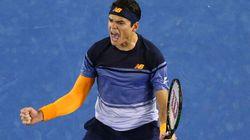 Milos Raonic Writes Canadian Tennis