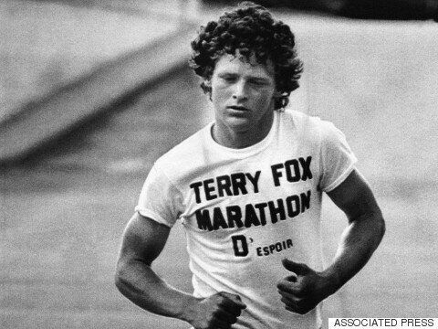 Terry Fox's Father, Rolly Fox, Diagnosed With Cancer At