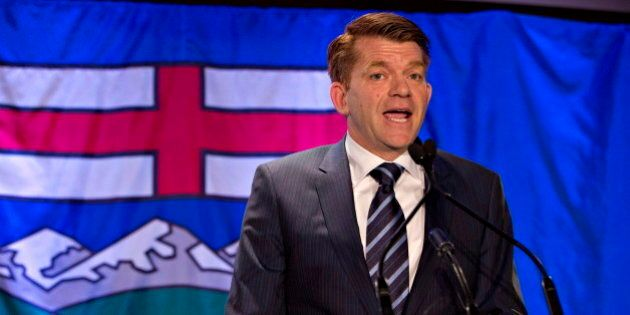 Wildrose Party Spells Alberta Premier's Name Wrong, Among Other