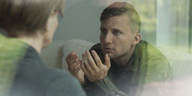 Psychological therapy of post traumatic stress