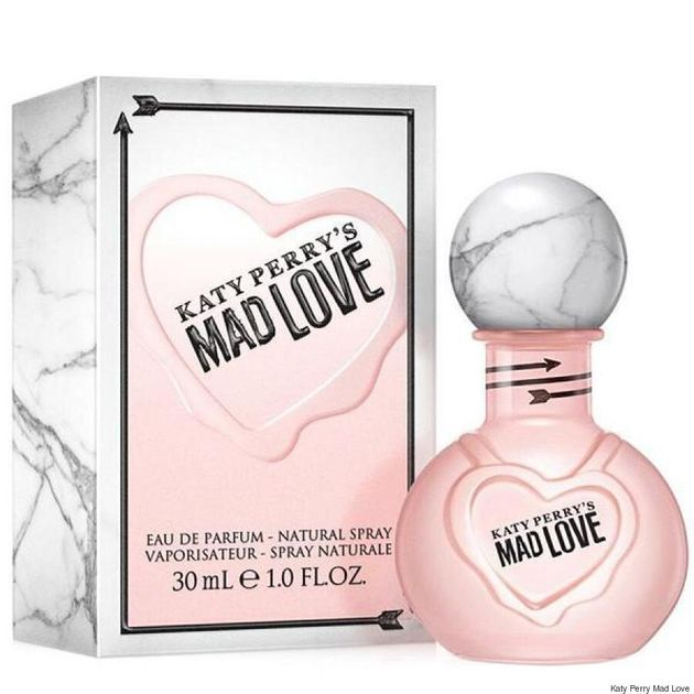 Katy Perry Launches 'Mad Love' Perfume, Potentially Referencing Taylor Swift