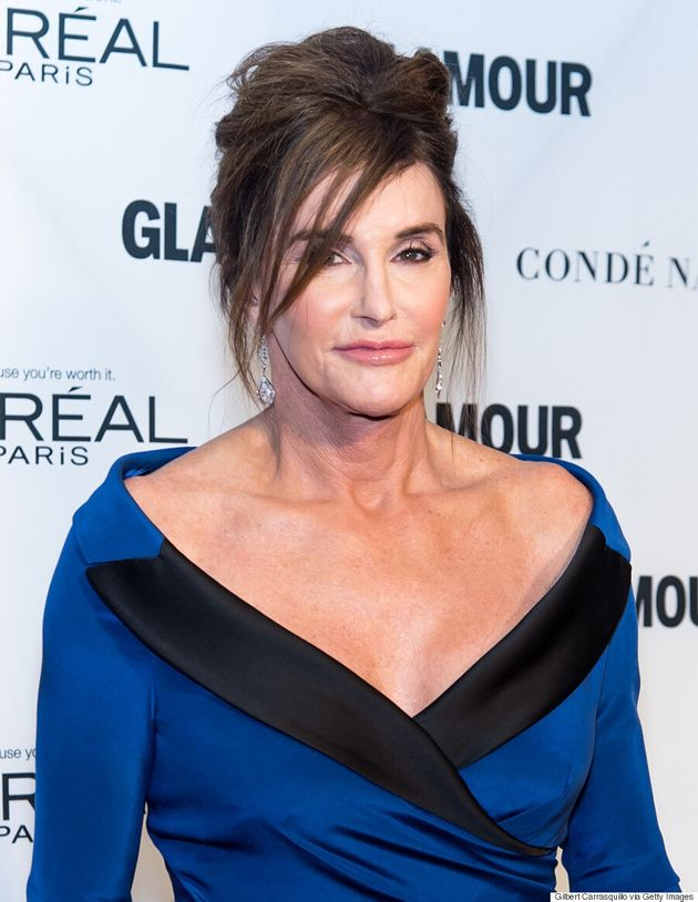 Caitlyn Jenner Wins Big At Glamour's Women Of The Year Awards In Royal