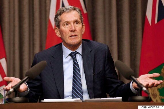 Brian Pallister Cites 'Individual Responsibility' In CPP