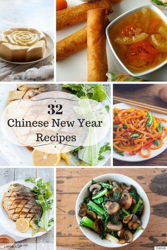 32 Non-Traditional Chinese New Year