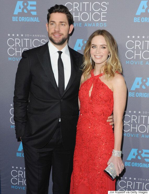 Emily Blunt Pregnant: Actress Is Expecting Her Second Child With John