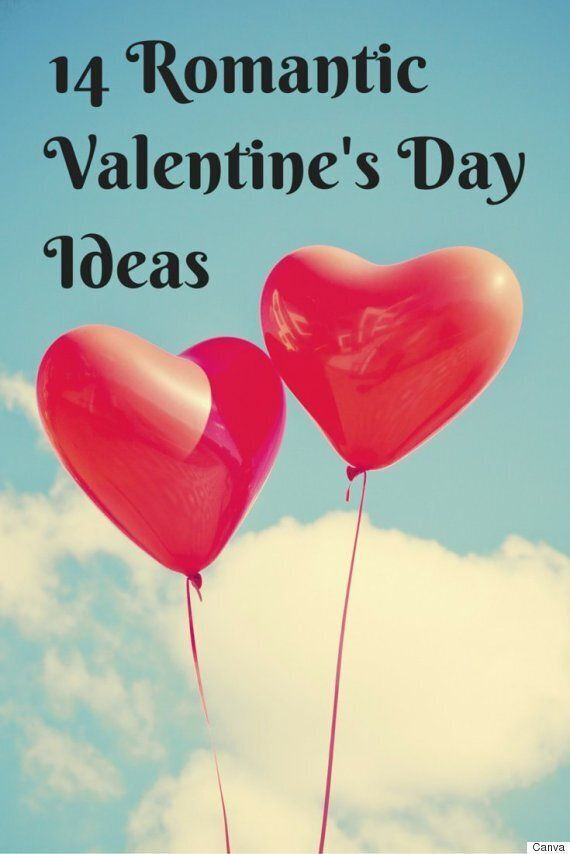 Romantic Valentine's Day Ideas For Your Girlfriend Or