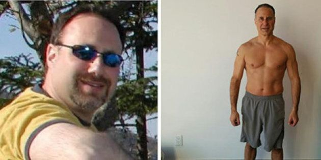 Weight Lost: Man Drops 75 Pounds After A Conversation With