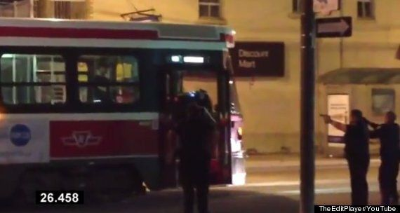 Sammy Yatim Shooting Witness Felt Responsibility To Share
