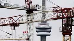 Canadian Construction Boom Even Hotter Than House