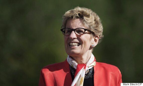 Kathleen Wynne Takes Credit For CPP Deal, Says She Was 'Thorn In The Side' Of Other