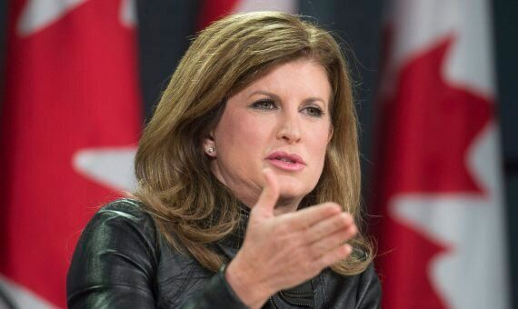 Liberals Laud Rona Ambrose's 'Come To Jesus Moment' On Pot
