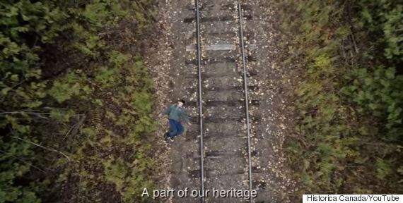 Heritage Minutes Dive Into 'Darker Chapters' Of Canada's