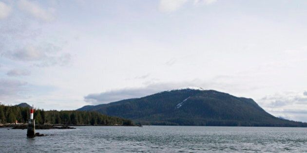 B.C. LNG: First Nations Sign Pact To Protect Lelu Island From New