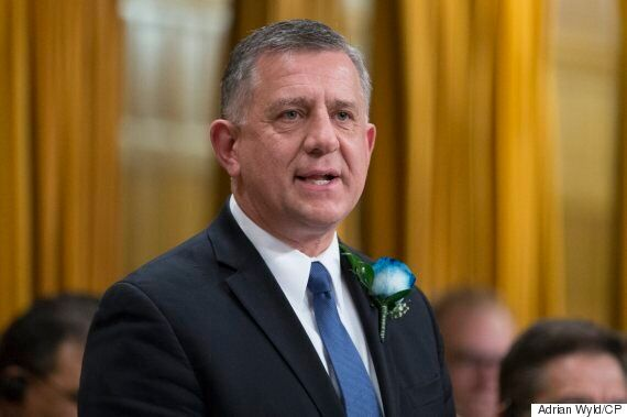 Tory MP Ted Falk Won't Attend Pride March Because Of