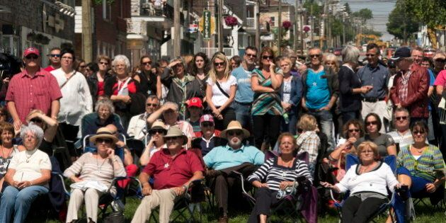 Lac-Mégantic Residents Allege Pressure To Sell Their