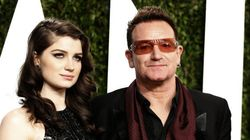 Bono's Daughter Is The Spitting Image Of Her