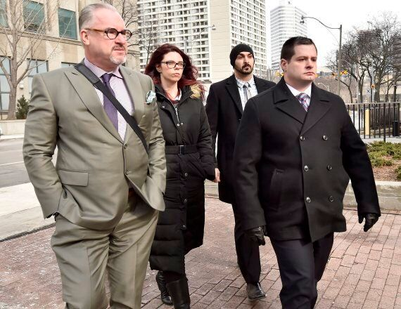 James Forcillo Guilty Of Attempted Murder In Sammy Yatim