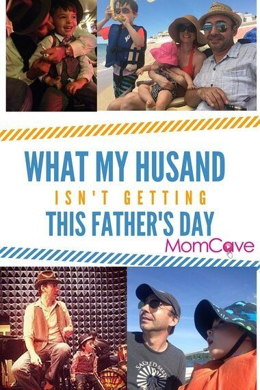 What My Husband ISN'T Getting For Father's