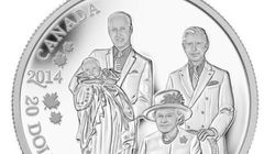 New Coins Wish Prince George A Happy