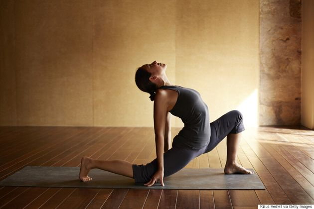 The Health Benefits Of Yoga: Boost Your Mood And Get A Good Night's