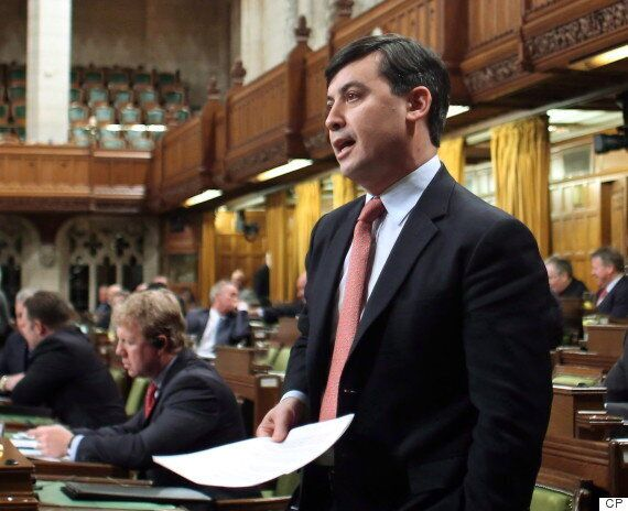 Kevin O'Leary's Trump-Like Politics Not Welcome In Canada, Says Michael Chong As He Mulls Tory Leadership
