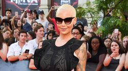 Amber Rose Danced, Charmed And Slayed At The
