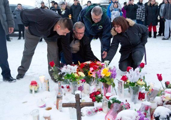 La Loche Shooting: Victim's Family Tells Canada To Stop And