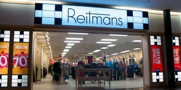 Sears Canada, Reitmans & Indigo Face Battle For