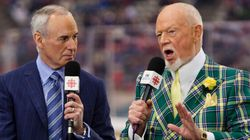 Ron MacLean Says Rumoured Return To 'Hockey Night' Isn't