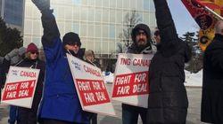 Strike Hits Halifax's Major