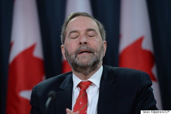 NDP Members Vent Frustrations To Party Leadership On 'Bad
