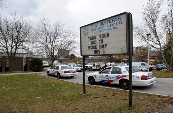 School Shootings In Canada: A