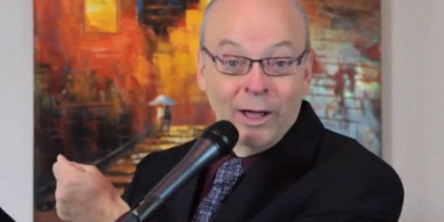 Larry Heather, Failed Perennial Candidate, Says 'Sex Marxists' Are Breaking Up