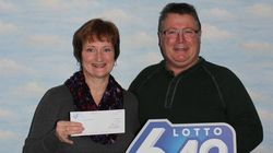 Saskatchewan Couple Joked About Lotto Win, Found Out It Was
