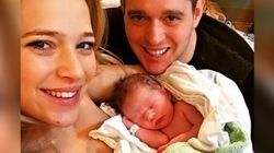 Michael Buble And His Wife Welcome Baby