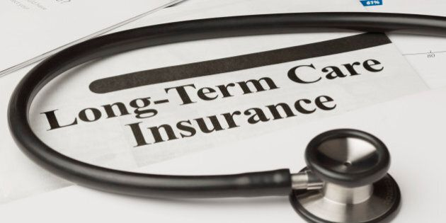 Long-term care insurance information, form and
