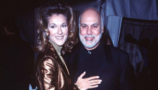 Celine Dion Says Goodbye To Husband In Basilica They Married