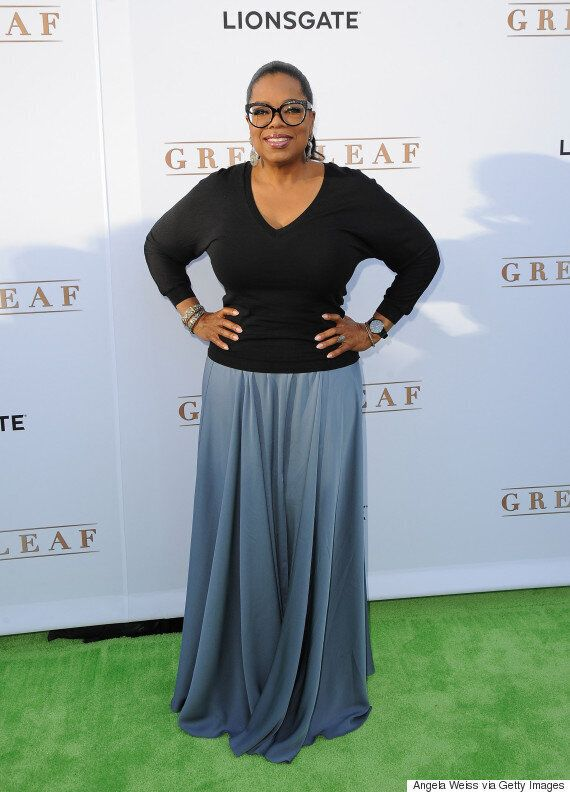 Oprah Winfrey Still Indulges In Bread And Wine After Losing 30