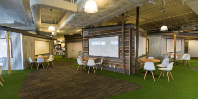 Hootsuite's 2nd Vancouver Office Is Just As Cool As Its 1st
