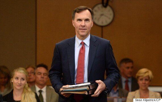 Bill Morneau Briefing Book Raises Red Flags On Public Pension