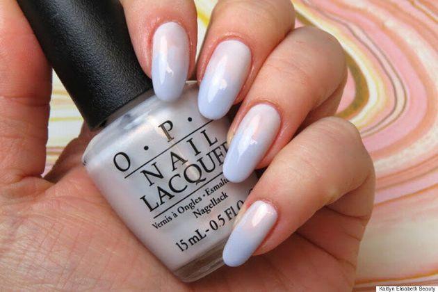 Nail Art: How To Create A Subtle Ombré