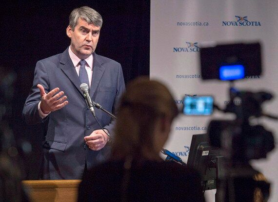 Stephen McNeil, Nova Scotia Premier, Says Ottawa's Refusal To Help Veteran Is 'Bureaucratic